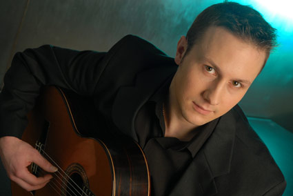 Jan Straczynski Classical Guitarist : photo : None