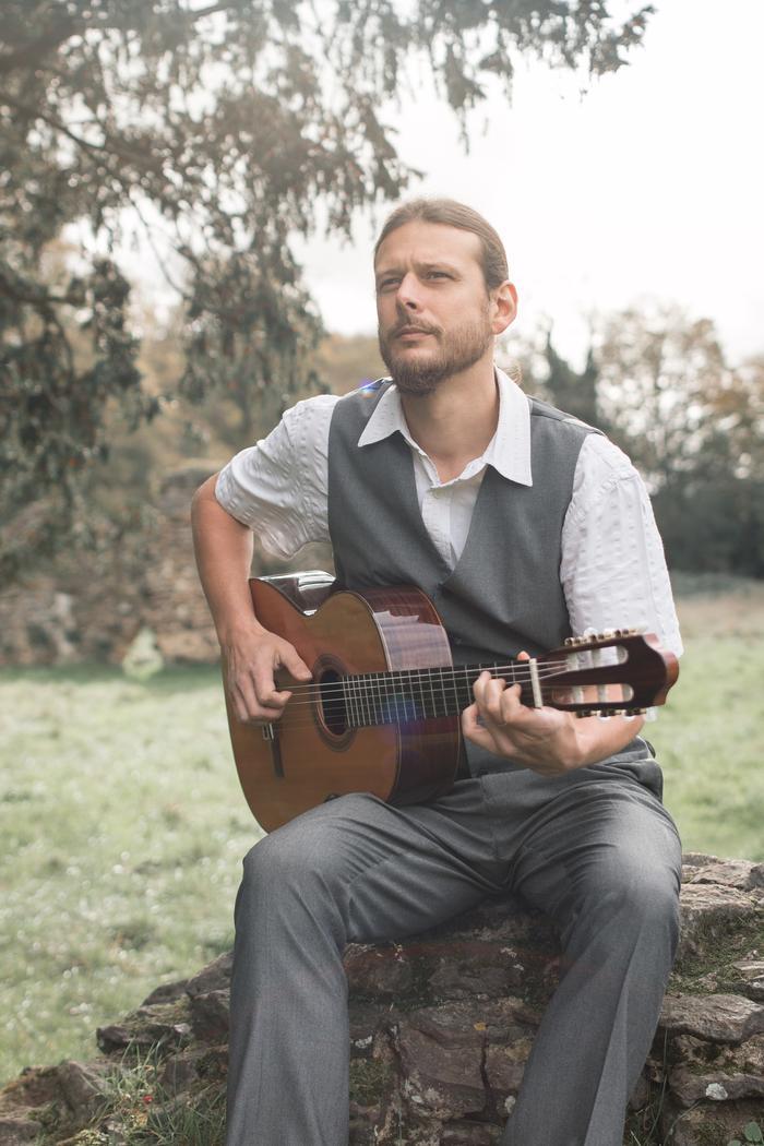 1. Latin Guitarist - Lucas Roberts