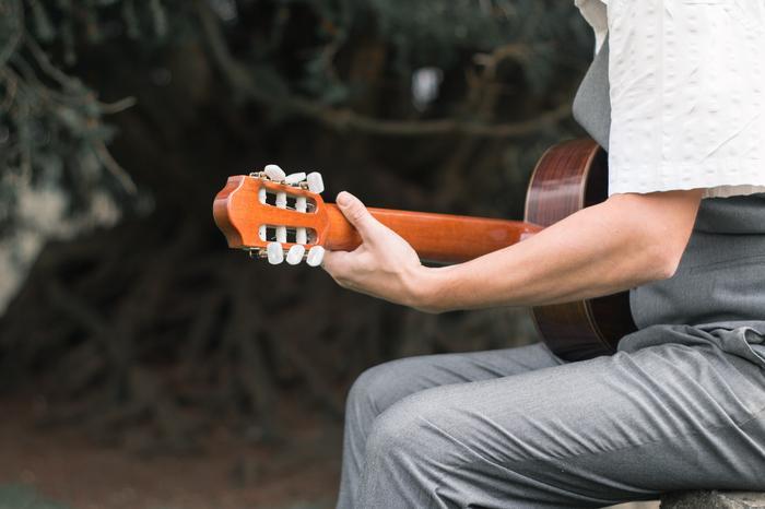 3. Latin Guitarist - Lucas Roberts