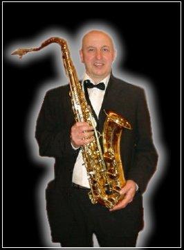 2. Saxophone Player