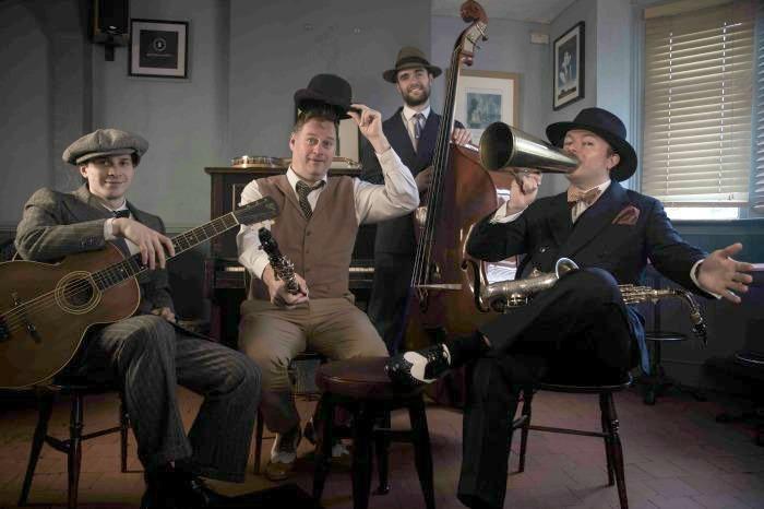 The Jazz Spivs : main Freak Music profile photo