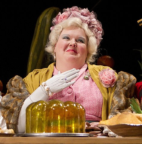 3. As Lady Billows in Albert Herring