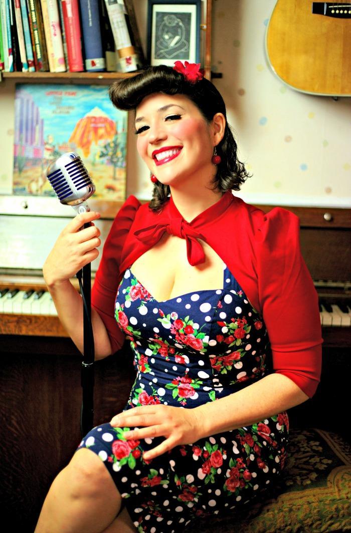 2. Vintage Singer 3