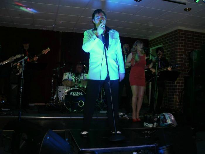 Jim Santana and the Midnight Vegas Band : main Freak Music profile photo