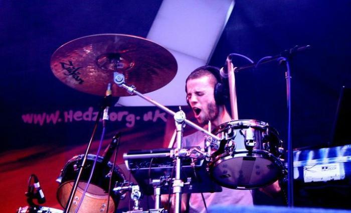 8. Drummer