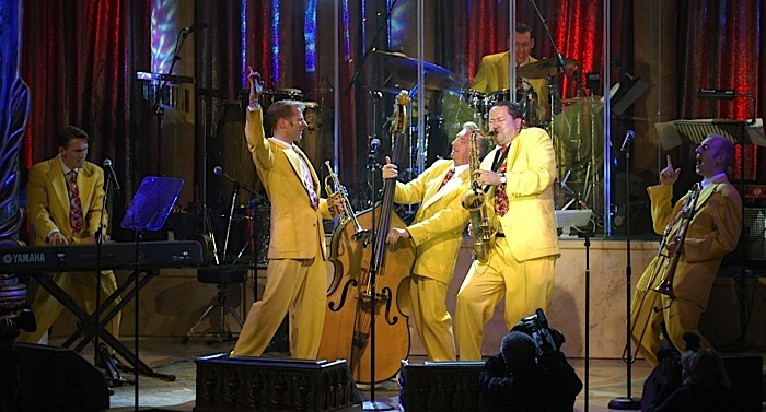 The Jive Aces : photo : None