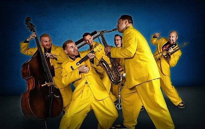 The Jive Aces : main Freak Music profile photo