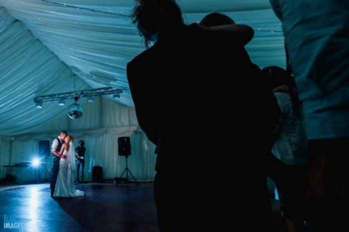 3. First Dance at Banwell Castle, Somerset