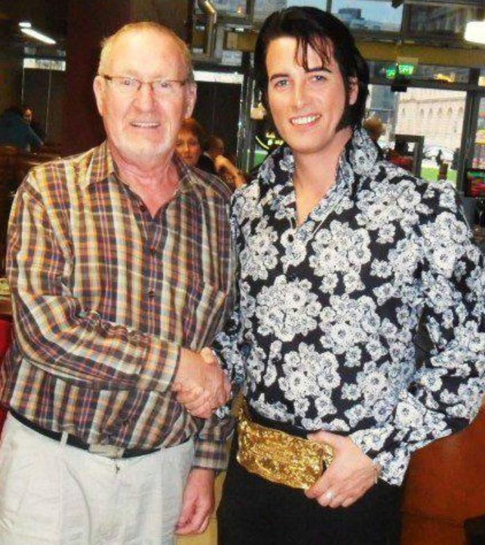 10. Elvis Army Buddy