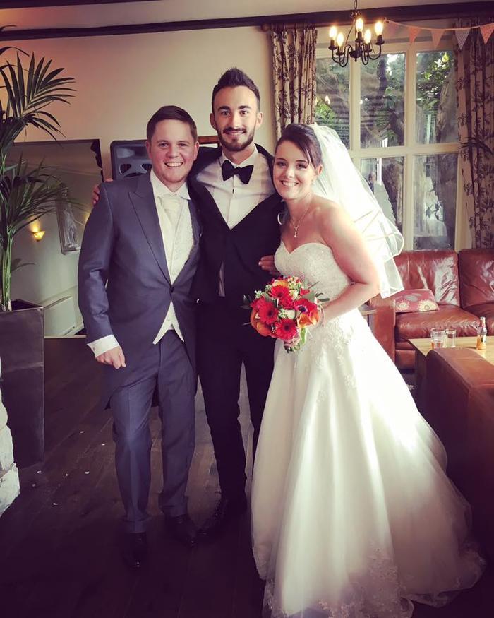 12. Wedding