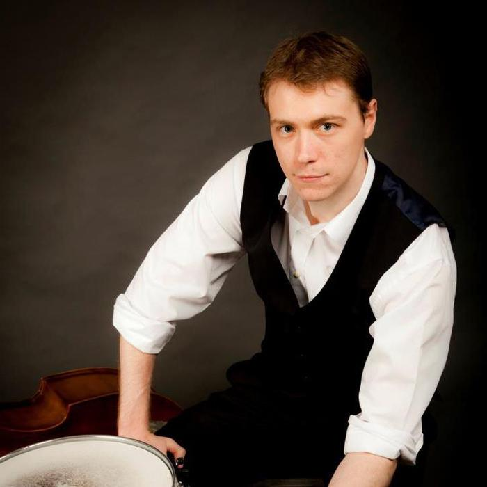 2. Jonathan Curtis - Drums