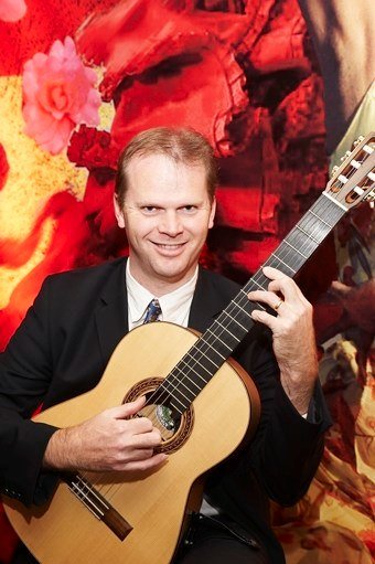 1. Jon Pickard, Flamenco Guitarist