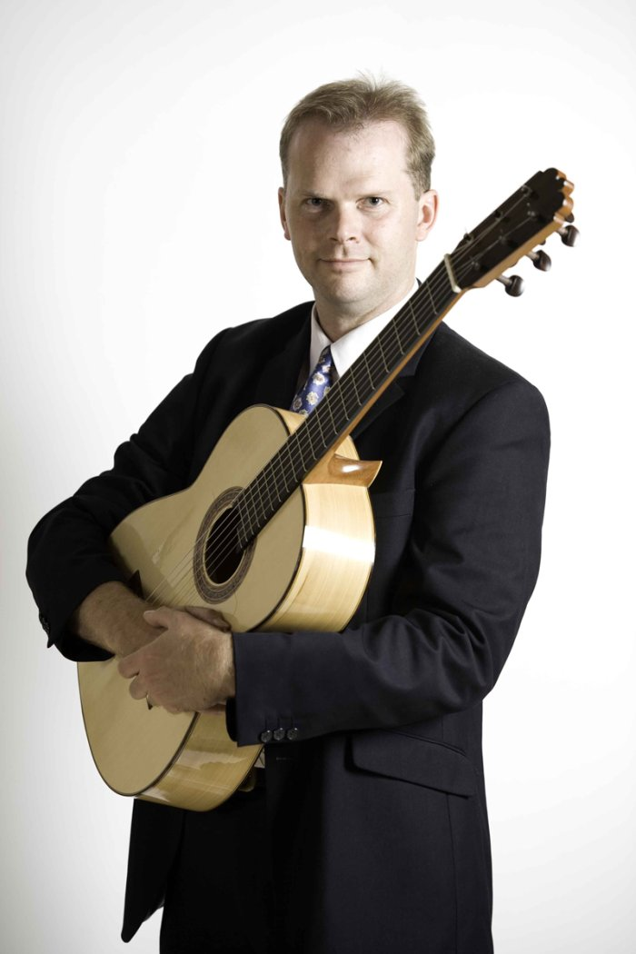 2. Jon Pickard, Classical Guitarist