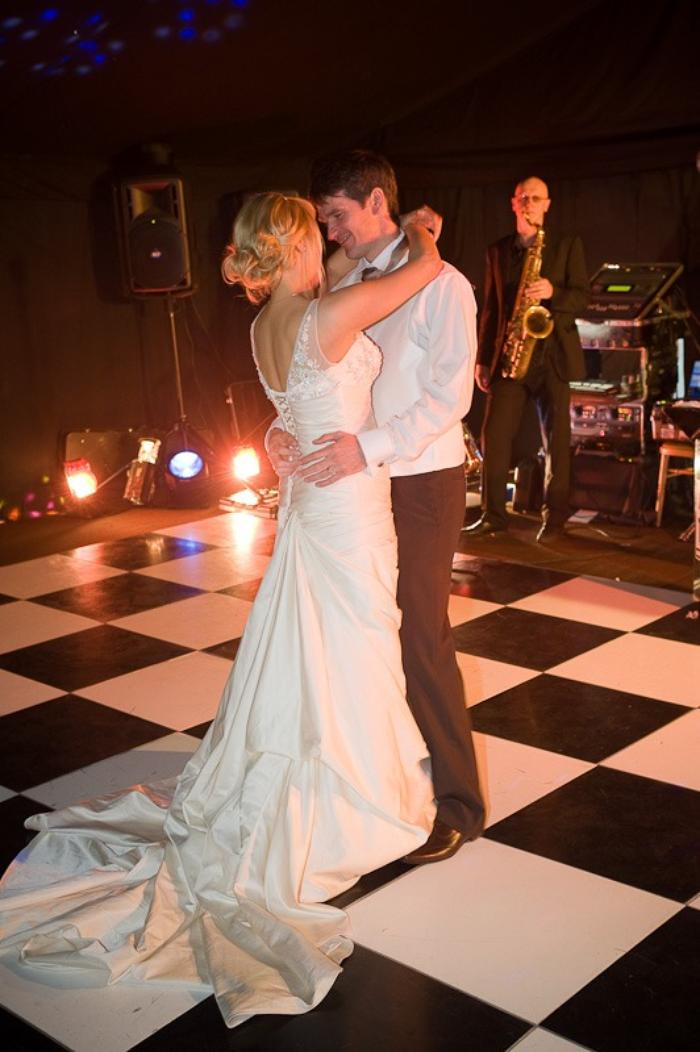 1. The perfect first dance