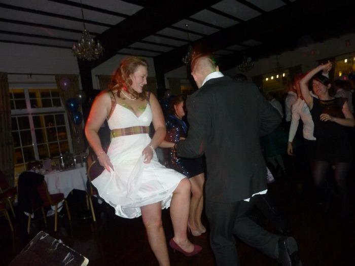 11. Party dance