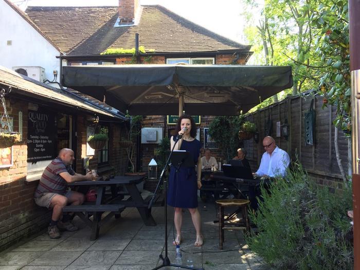 6. Black Lion Pub, Bourne End