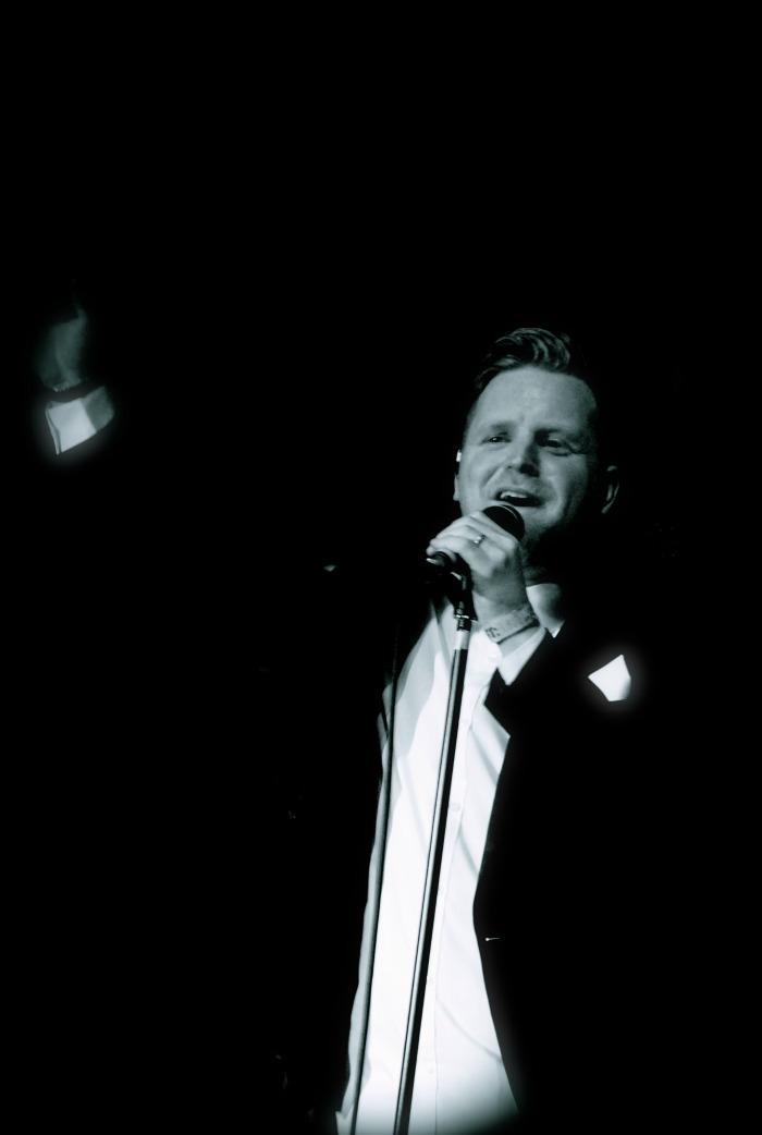 3. Just Gary Barlow 4