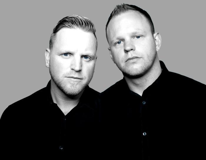1. Just Robbie & Gary