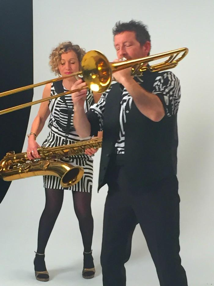 3. Brass section