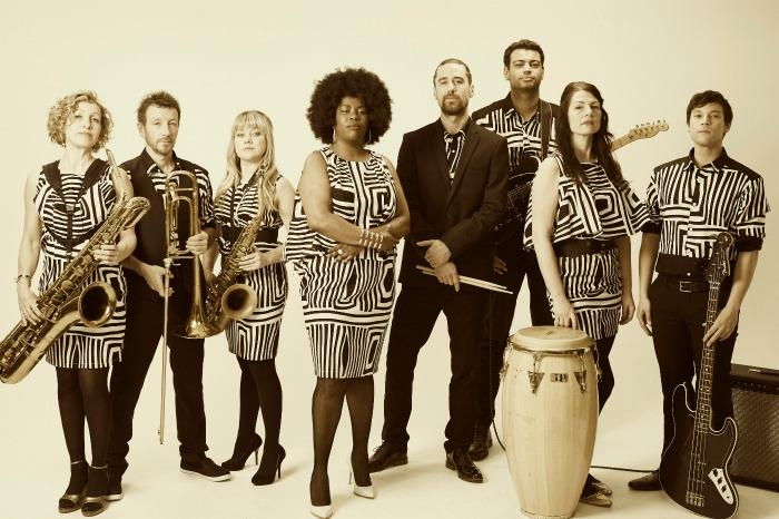 The Afrosoul Ensemble : main Freak Music profile photo