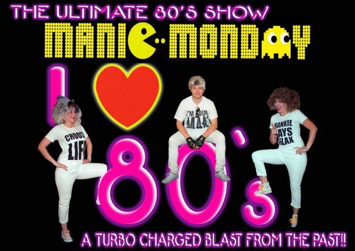 4. Manic Monday Poster