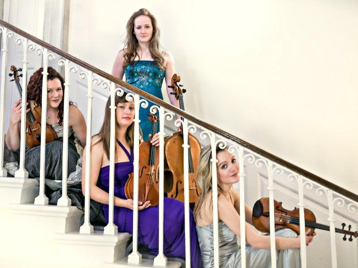 3. Keats Quartet III