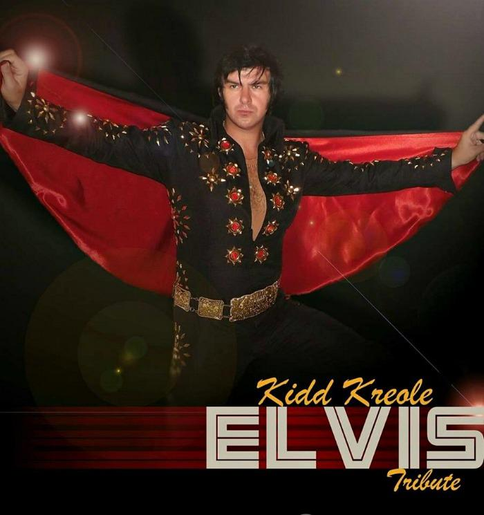 4. UK Elvis Tribute Artist