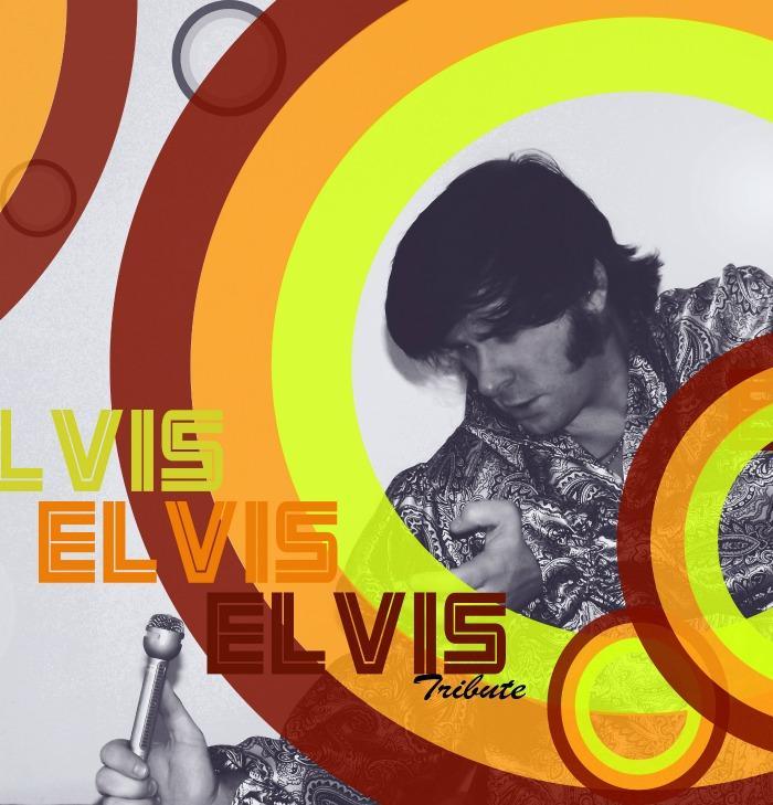 9. Elvis Tribute Impersonator
