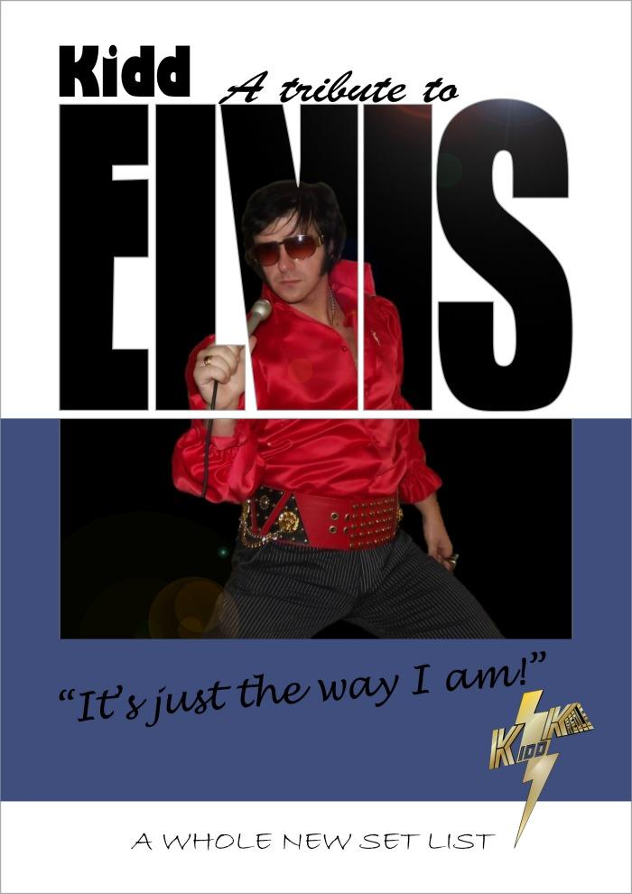 7. Elvis Tribute Act