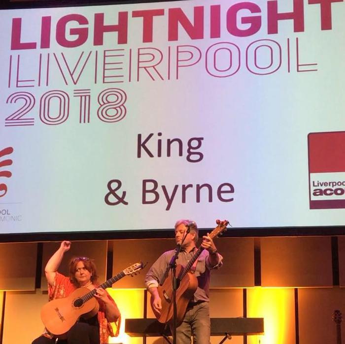 2. Liverpool Philharmonic Music Room performance