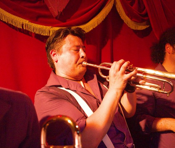 5. Tony Trumpet