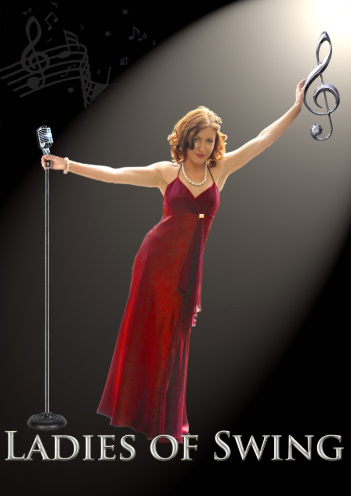 2. Ladies of Swing Lisa Martin