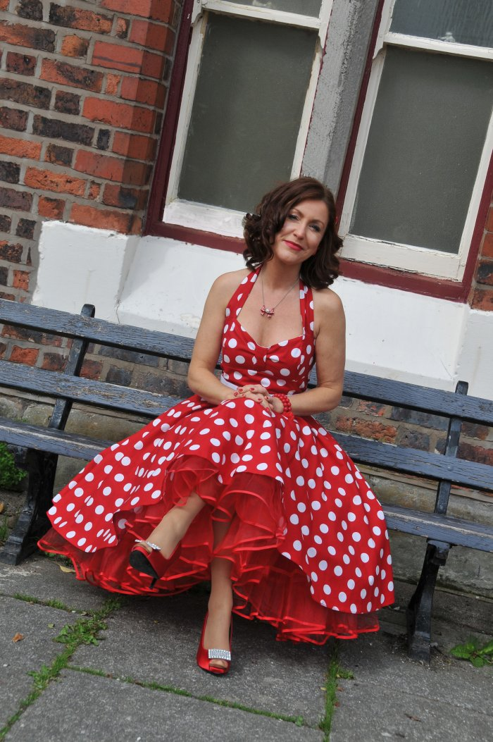 1940s/1950s Tribute : photo : Lisa Martin 1950s tribute