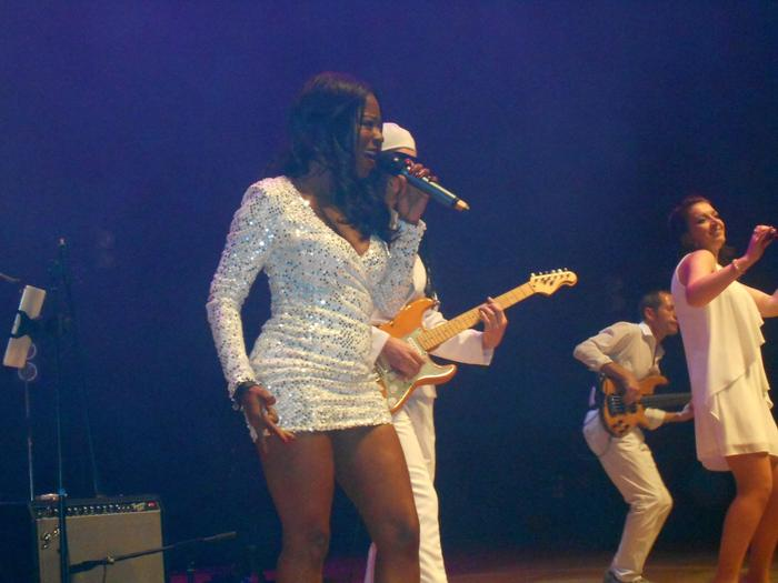 5. Le Freak - Disco band &Tribute to CHIC