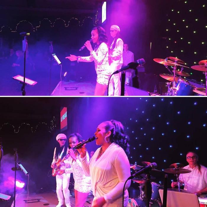 7. Le Freak - Disco band &Tribute to CHIC