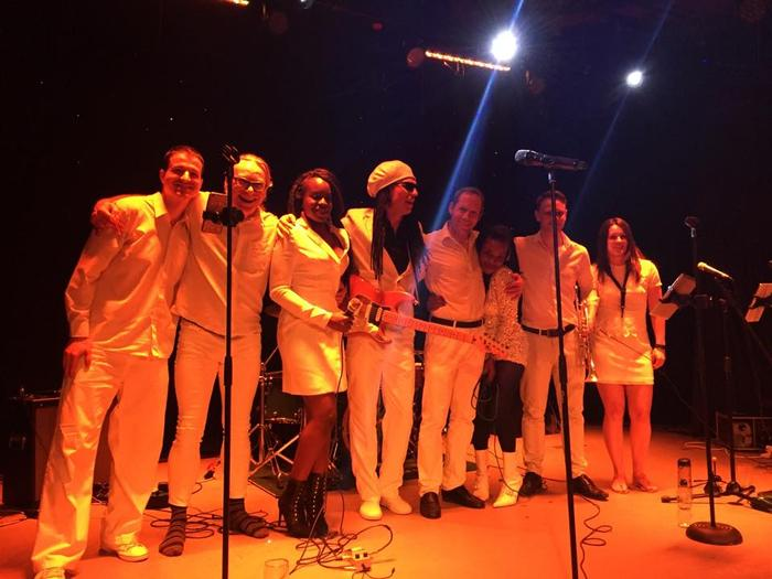 9. Le Freak - Disco band &Tribute to CHIC