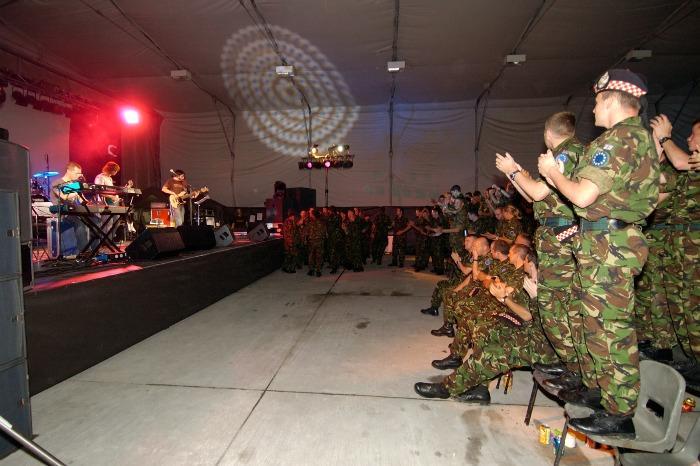 5. Army Gig