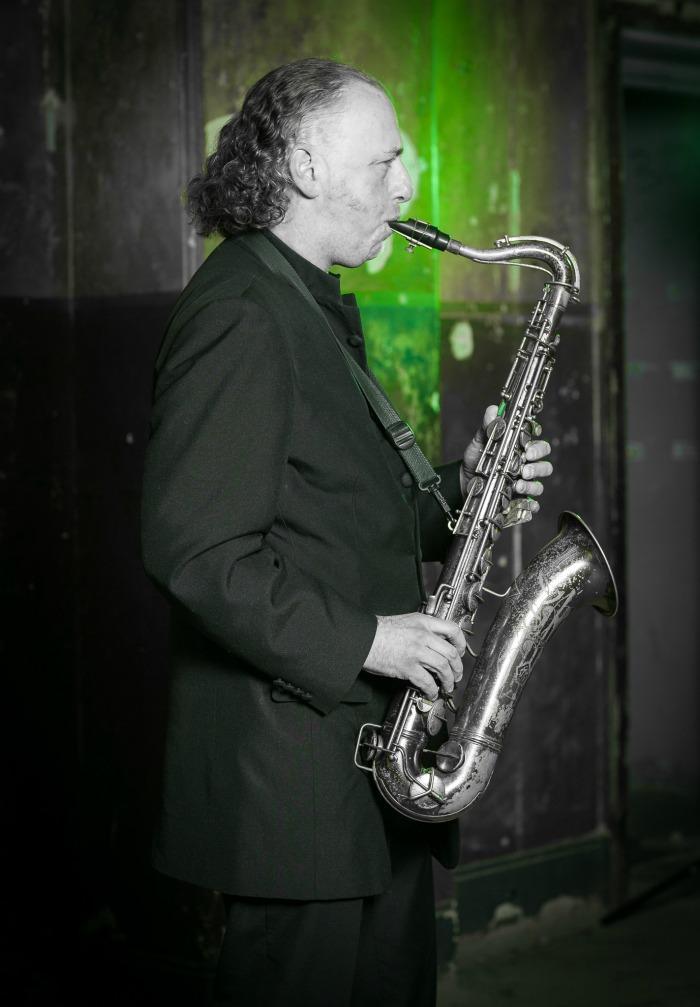 8. Dave Lewis - Saxophone