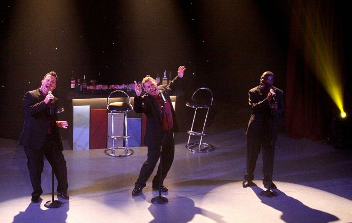 1st Call Live and Swingin' : photo : On stage 3