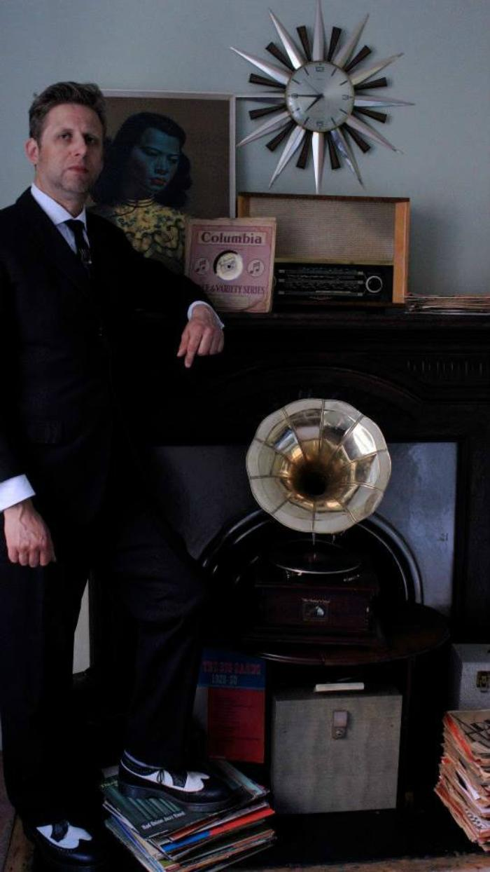 3. Lord Holyrude, Gramophone DJ