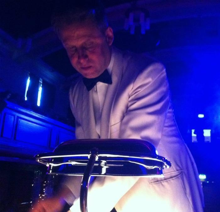 5. Lord Holyrude, Gramophone DJ