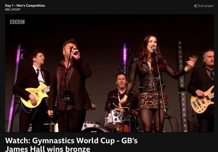 7. Gymnastics World Cup - BBC Sports