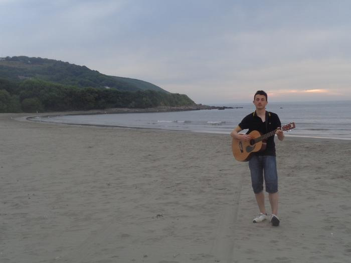 Luke Aylward : main Freak Music profile photo