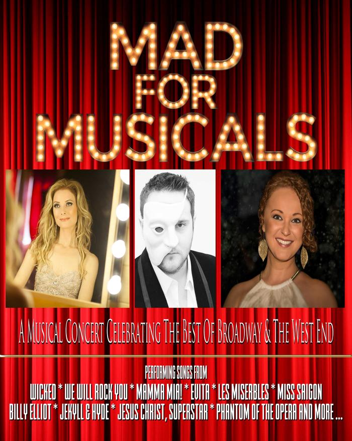 Mad4Musicals : main Freak Music profile photo
