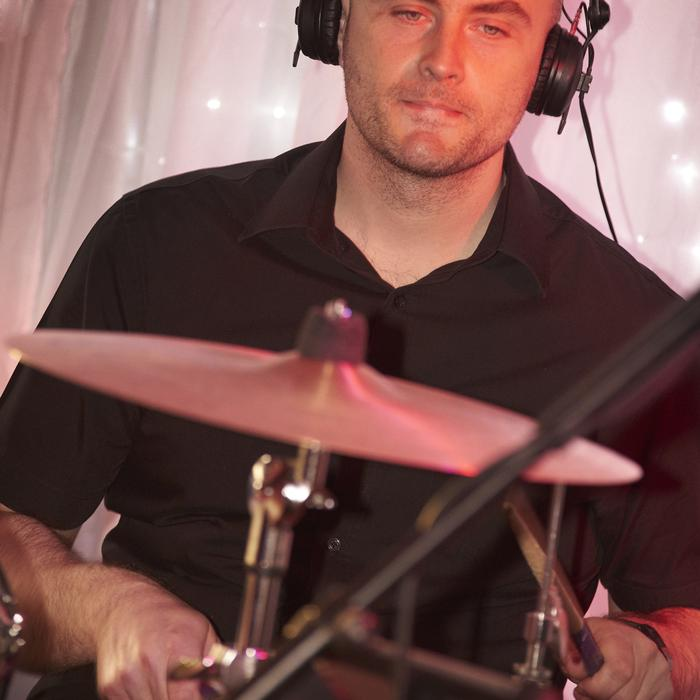 5. Neal on the Drums