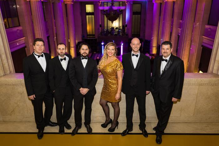 1. The Banking Hall - Corporate Event- Central London