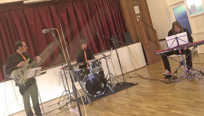 2. Maracumbia rhythm section