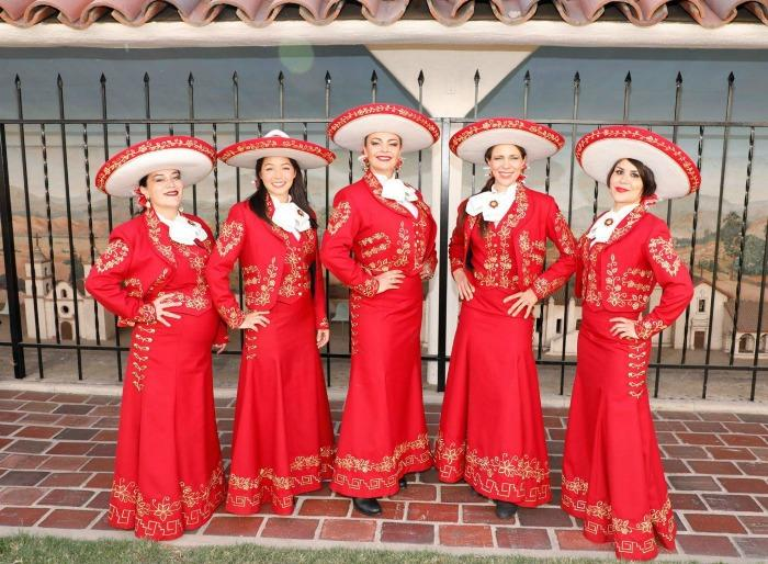Mariachi Las Adelitas : main Freak Music profile photo