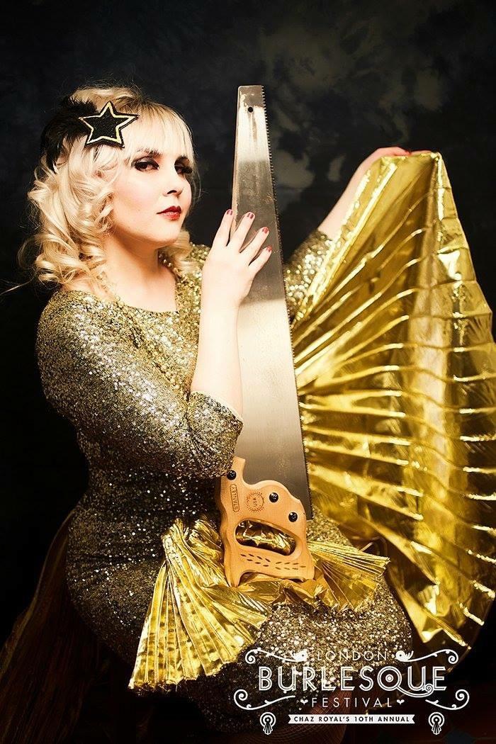 1. London Burlesque Festival - Joanna Kor
