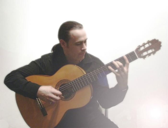 8. Martyn Plays Spanish Guitar